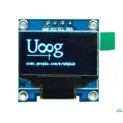"0.96"" OLED Module for TinyOLED V1.0 / V 1.2"