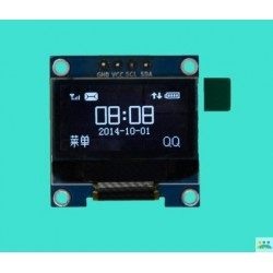 "1.3"" OLED Module for TinyOLED V1.0 / V1.2"