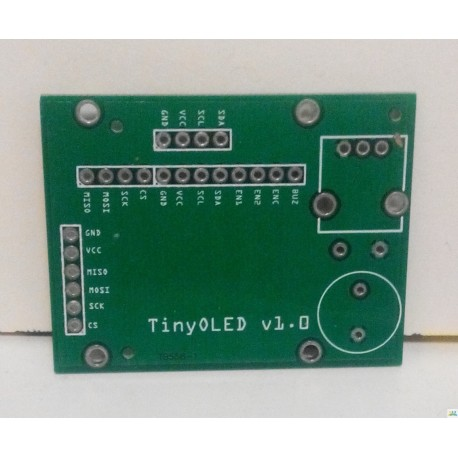 Tinyboy OLED Connecter Board V1.0