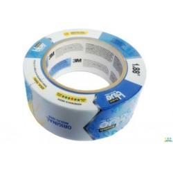 3M 2090 藍色 紋紙膠帶 耐高溫