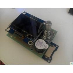 RAMPS 模組 - TinyOLED 連 TF Card 離線打印