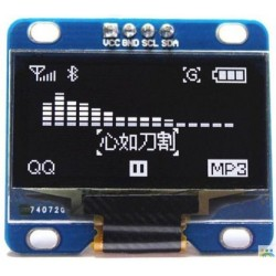 "1.3"" OLED Module for TinyOLED V1.1 / V1.3"